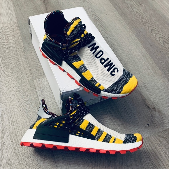 new concept c48c2 a3586 Adidas Human Race NMD Pharrell Williams NWT